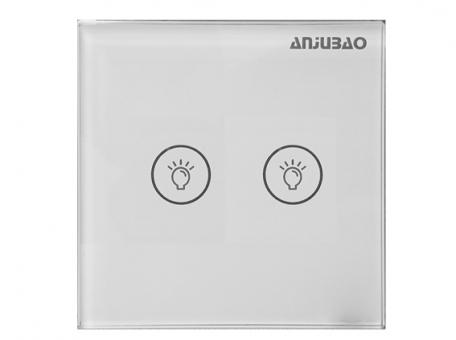 兩位電容觸摸智能燈控